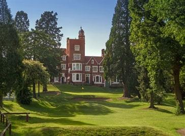 Finchley Golf Club in North West London