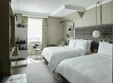 London Marriott Hotel Maida Vale in North West London