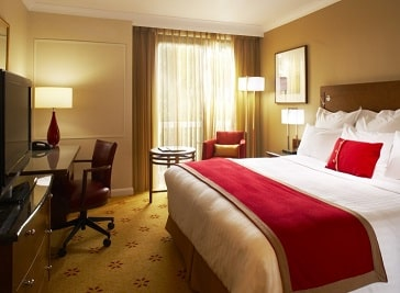 London Marriott Hotel Regents Park in North West London