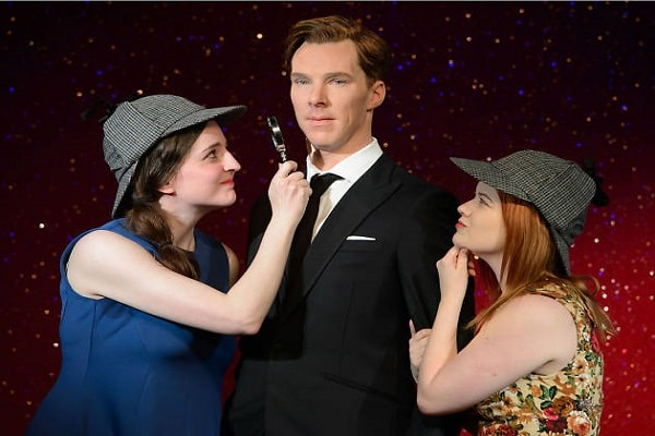 Madame Tussauds in North West London