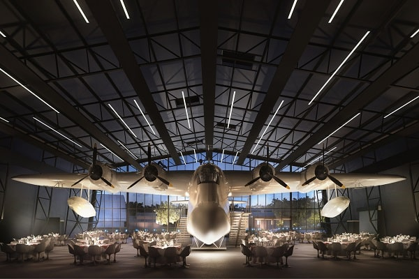 Royal Air Force Museum in North West London
