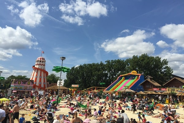 Theme Park and Zoo in North West London