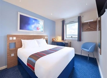 Travelodge London Central Marylebone in North West London